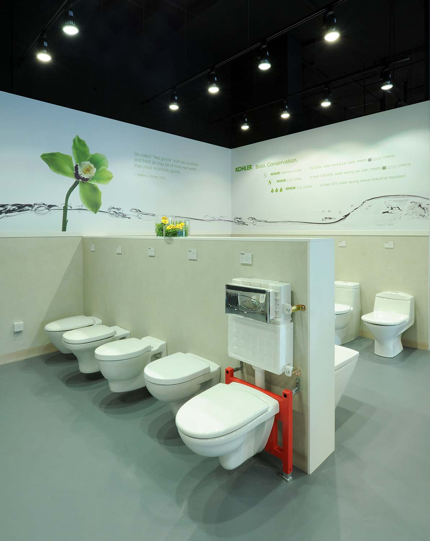 KHK Asia - Showroom